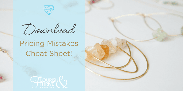 jewelry pricing mistakes